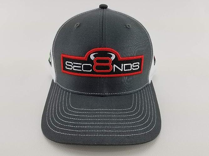 e13ff9e647eb6 Amazon.com  Cowboy Trucker Hat Bull Rider Rodeo 8 SECOND MAD  Handmade