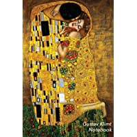 Gustav Klimt Notebook: The Kiss Journal - 100-Page Lined Art Notebook - 6 X 9 Journal Notebook (Art Masterpieces)