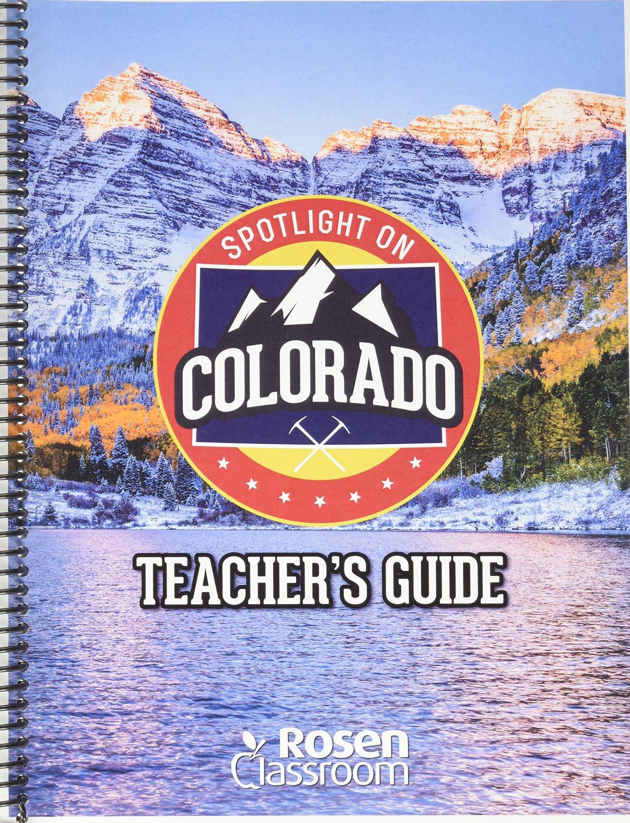 Spotlight on Colorado by Powerkids Pr (Image #1)