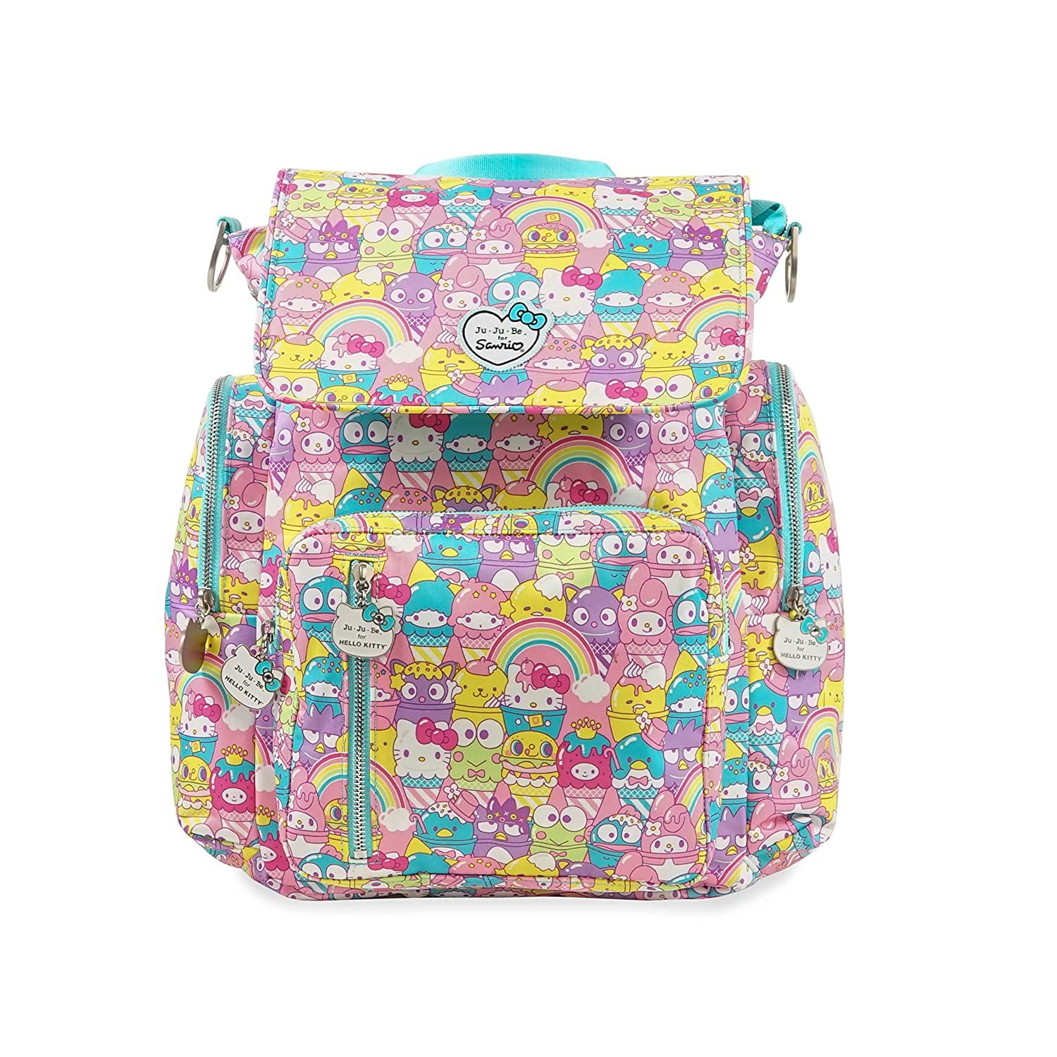 Amazon.com   JuJuBe Be Sporty Backpack Diaper Bag cd95ff8d41c65