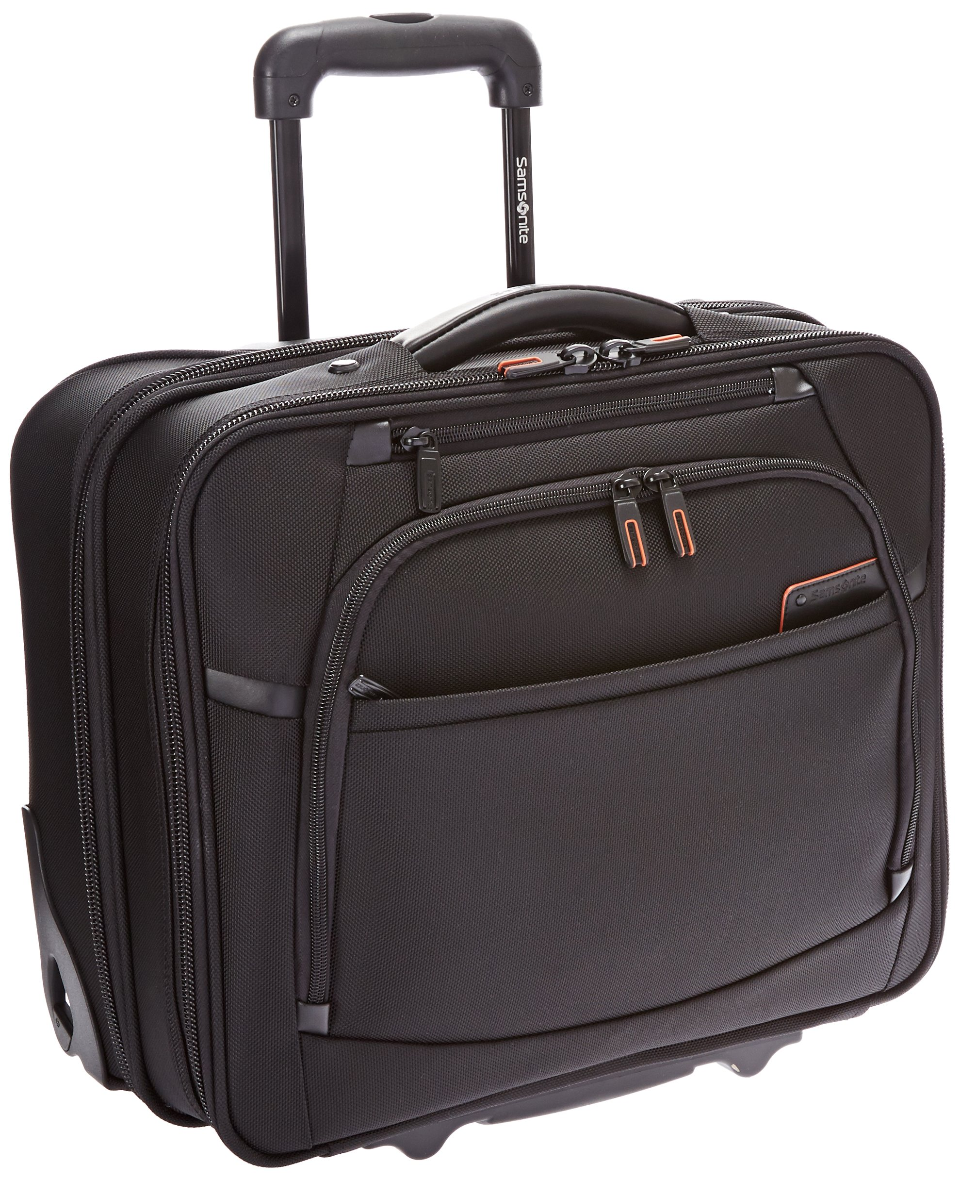 Samsonite Pro 4 DLX Mobile Office PFT, Black, One Size