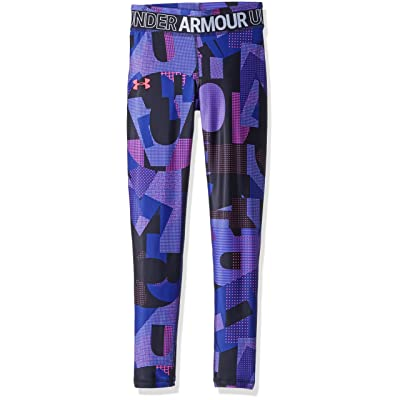 Under Armour Girls HeatGear Printed Legging