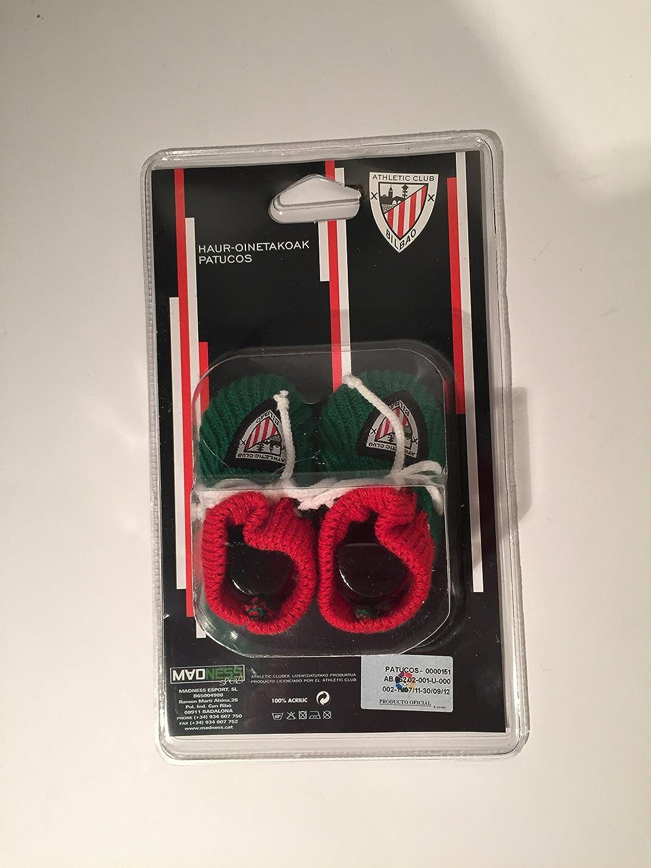 Patucos Athletic de Bilbao: Amazon.es: Bebé