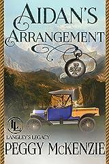Aidan's Arrangement: (The Langley Legacy Book 4) Kindle Edition