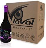 Birra Artigianale BIRRA LAVAL® - ALBA Belgian Ale SENZA GLUTINE/GLUTEN FREE - alc. 4,8% vol. - scatola 6x0,75lt.