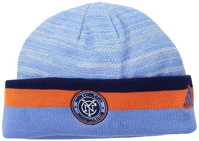 72e49a4bdcb8d2 MLS New York City FC Adult Men MLS SP17 Fan Wear Watch Cap, OSFA, Blue,  Baseball Caps - Amazon Canada