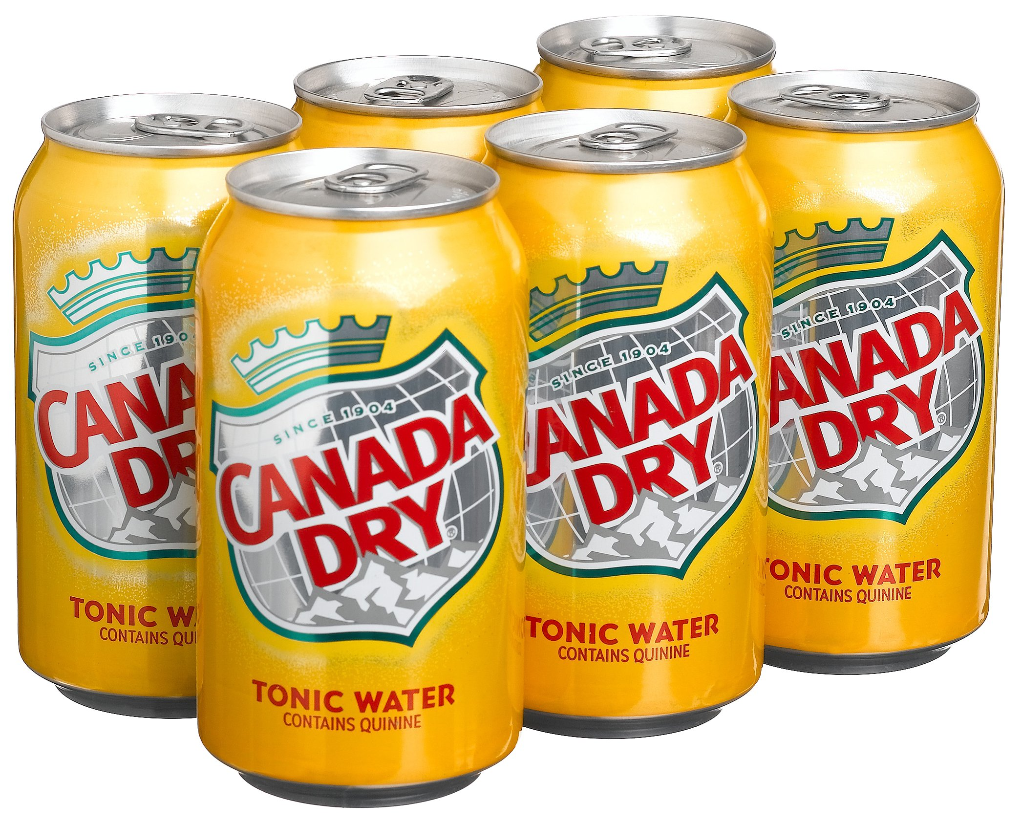 Canada Dry Tonic Water, 6pk, 12 oz by Canada Dry