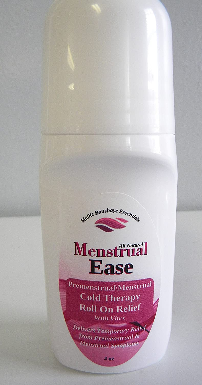Menstrual Ease Cold Therapy Relief Formula