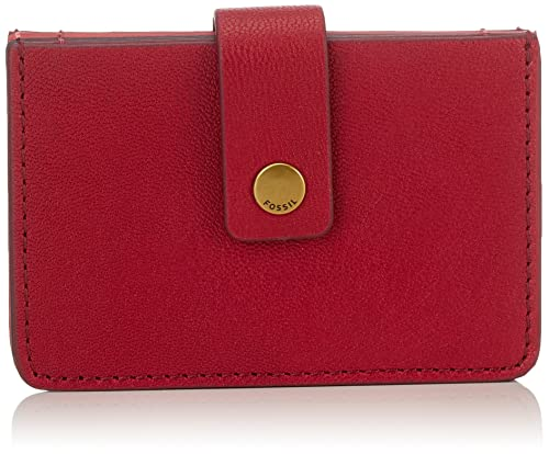 Fossil - Damen Geldbörse Mini Tab Wallet, Carteras Mujer ...