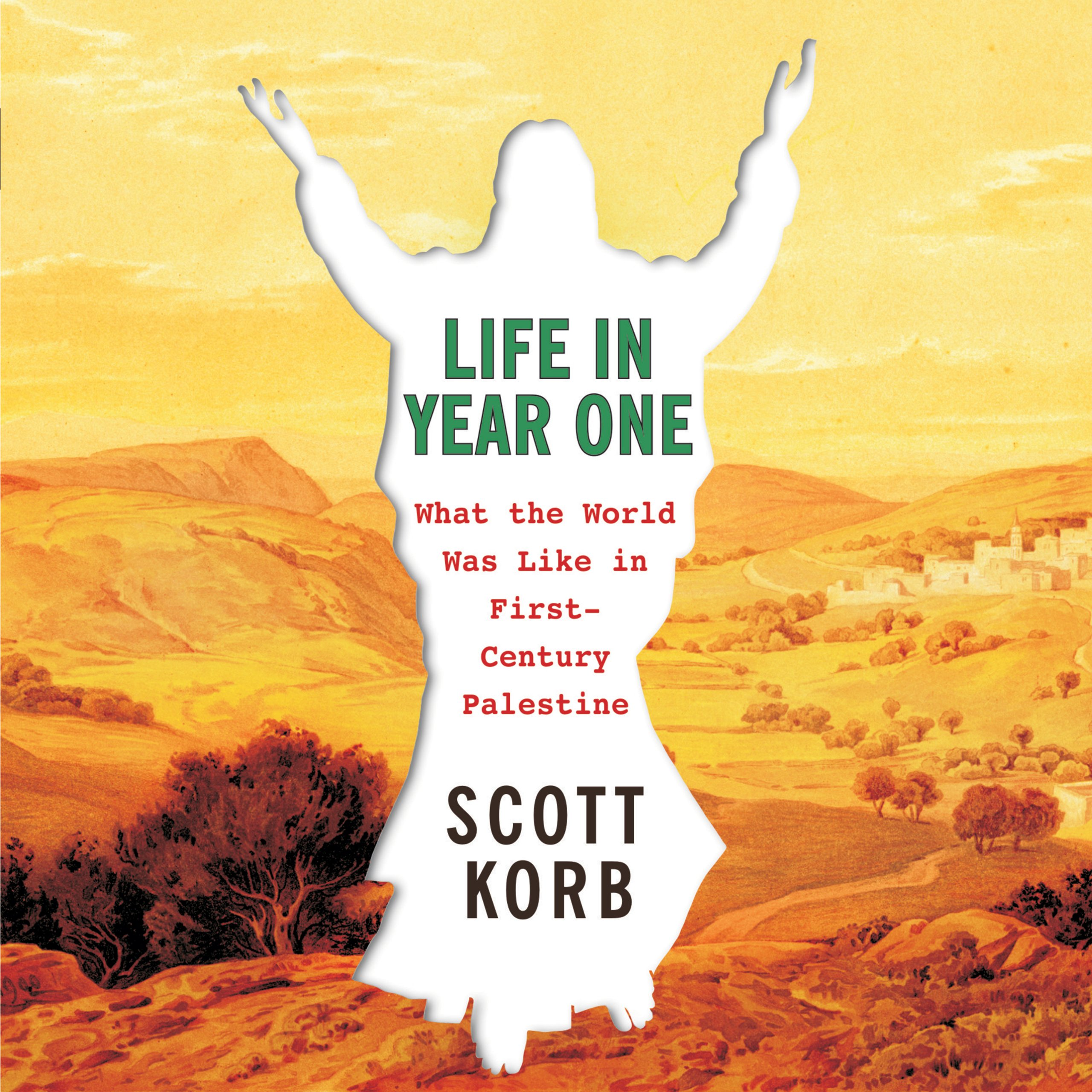 Life in Year One: What the World Was Like in First-Century Palestine by Tantor Audio (Image #1)