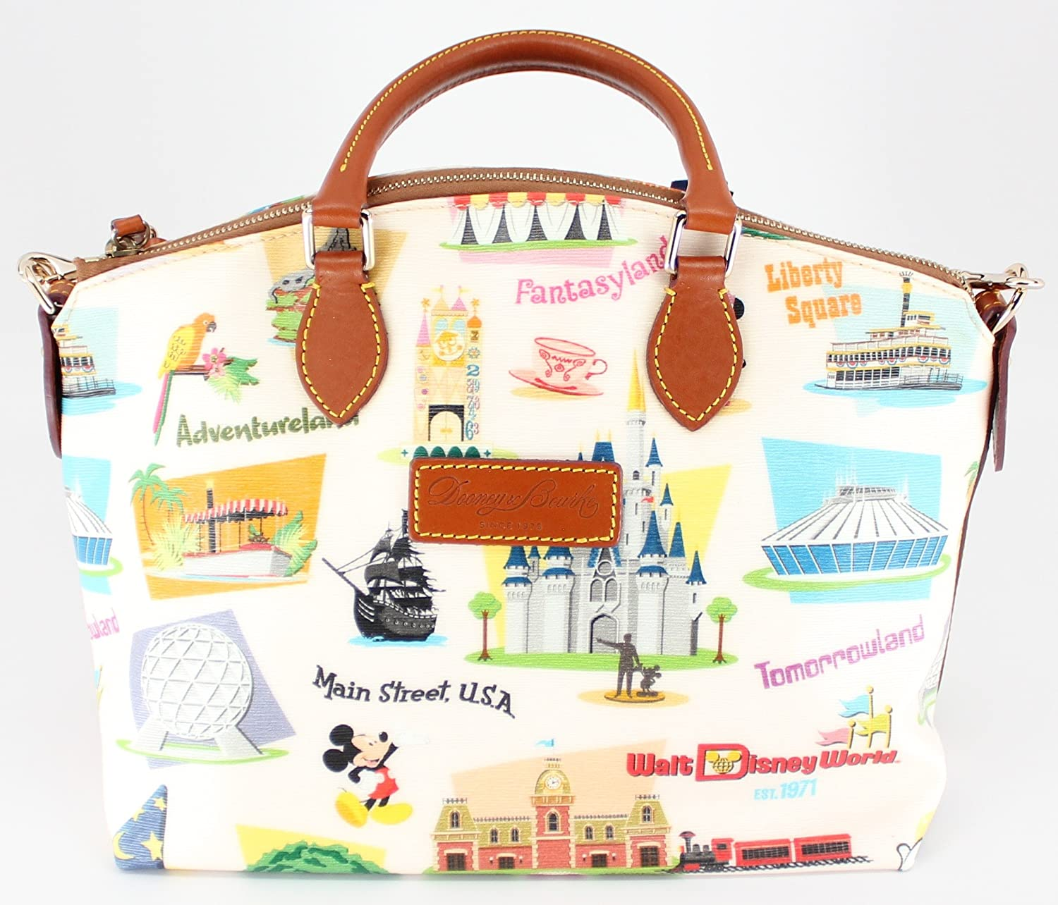 0a3bf0655fe Amazon.com : Dooney and Bourke Walt Disney World Purse : Other Products :  Everything Else