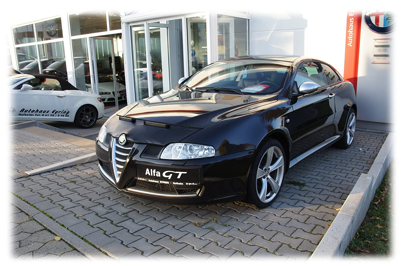 AB-00008 BRA 147 2000-2004, GT 2004-2010 BRA DE CAPOT - PROTEGE CAPOT Tuning Bonnet Bra Auto-Bra