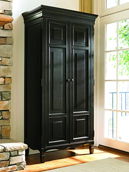 Universal Furniture 988160 Summer Hill Collection Tall Cabinet, Midnight