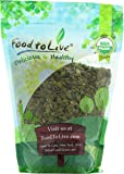 Food to Live Organic Pepitas / Pumpkin Seeds (Raw, No Shell) (2 Pounds)