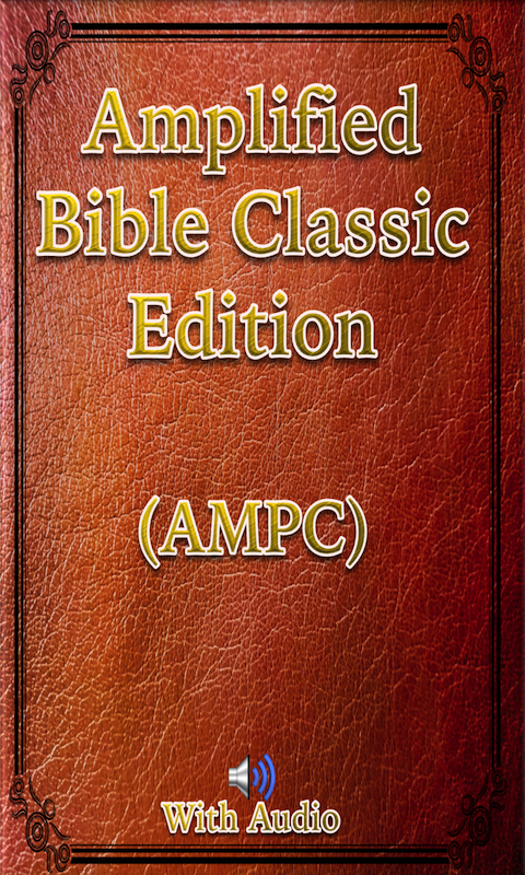the amplified bible expanded edition