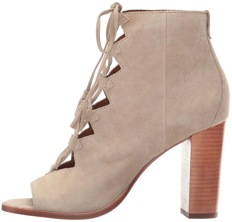 FRYE Women's Gabby Ghillie Dress Sandal B01JV68NKM 7 M US|Ash
