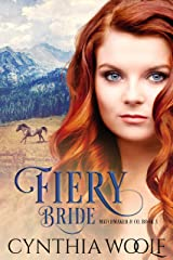 Fiery Bride: Historical Western Romance (Matchmaker & Co. Book 3) Kindle Edition