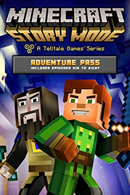 Minecraft: Story Mode - Adventure Pass [Online Game Code]