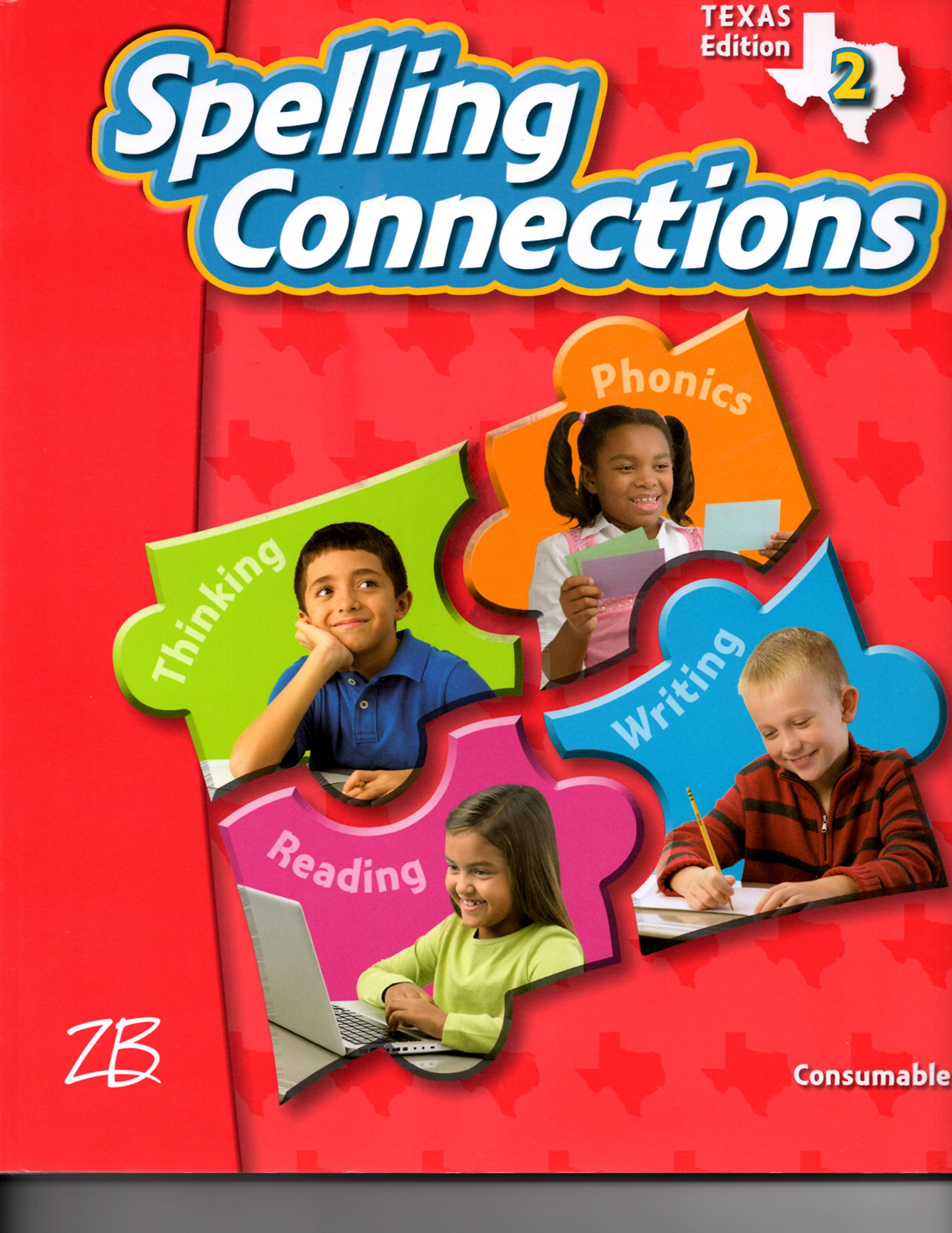 Spelling Connections Texas Edition 2 ebook