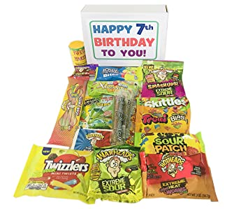 Amazon Woodstock Candy Sour Assortment Kids 7th