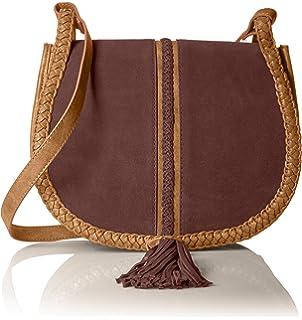 4c569c7df0 STEVEN by Steve Madden Zora Cross Body Handbag, Tan: Amazon.co.uk ...