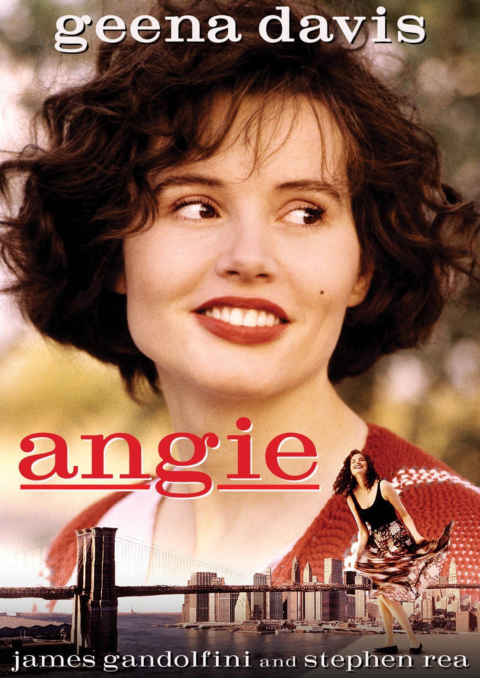 DVD : Angie (DVD)