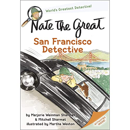 San Francisco Detective (Ntg) (Nate the Great Detective Stories)