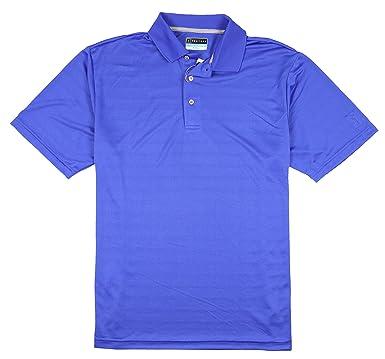 dccb52d4 Image Unavailable. Image not available for. Color: PGA TOUR Men's Airflux  Golf Polo Shirt Large Dazzling Blue