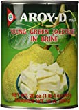 Aroy-D Grüne Jackfruit in Salzwasser 565g / ATG 280g