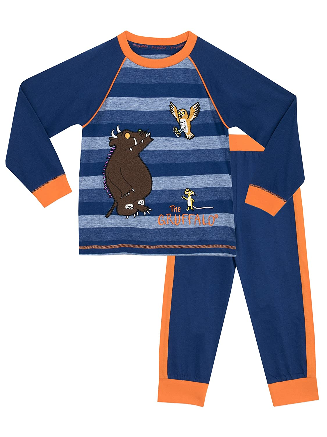 Gruffalo Boys The Grufalo Pyjamas Ages 18 Months to 6 Years
