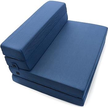 Amazon Com Milliard Tri Fold Foam Folding Mattress And