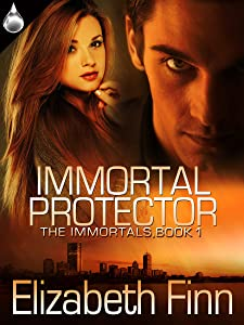 Immortal Protector (The Immortals Book 1)