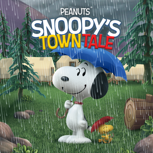 - Snoopy's Town Tale - City Building Simulator