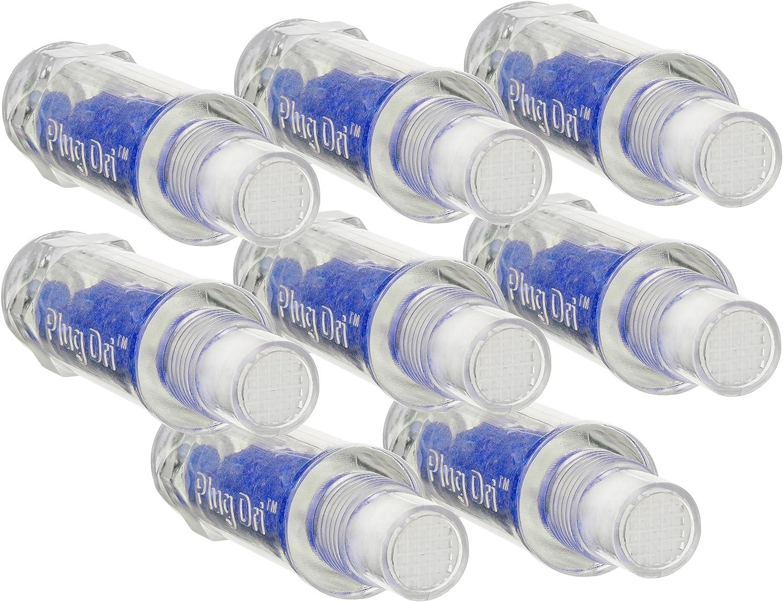 Plug-Dri 14mm Dehumidifier Desiccant Silica Gel Spark Plug for Engine Storage Set of 8