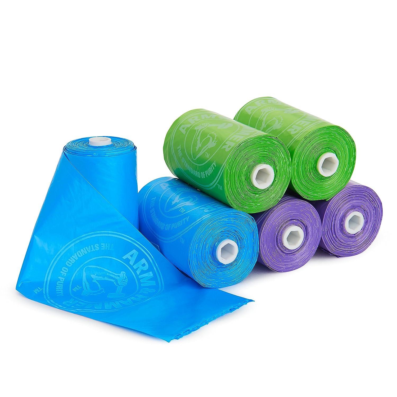 Munchkin Bag Refills, Blue, 72-Pack 24042