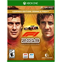 F1 2019 Legends Edition - Special Edition - Xbox One