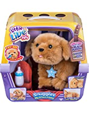 Little Live Pets Snuggles My Dream Puppy Electronic Pet