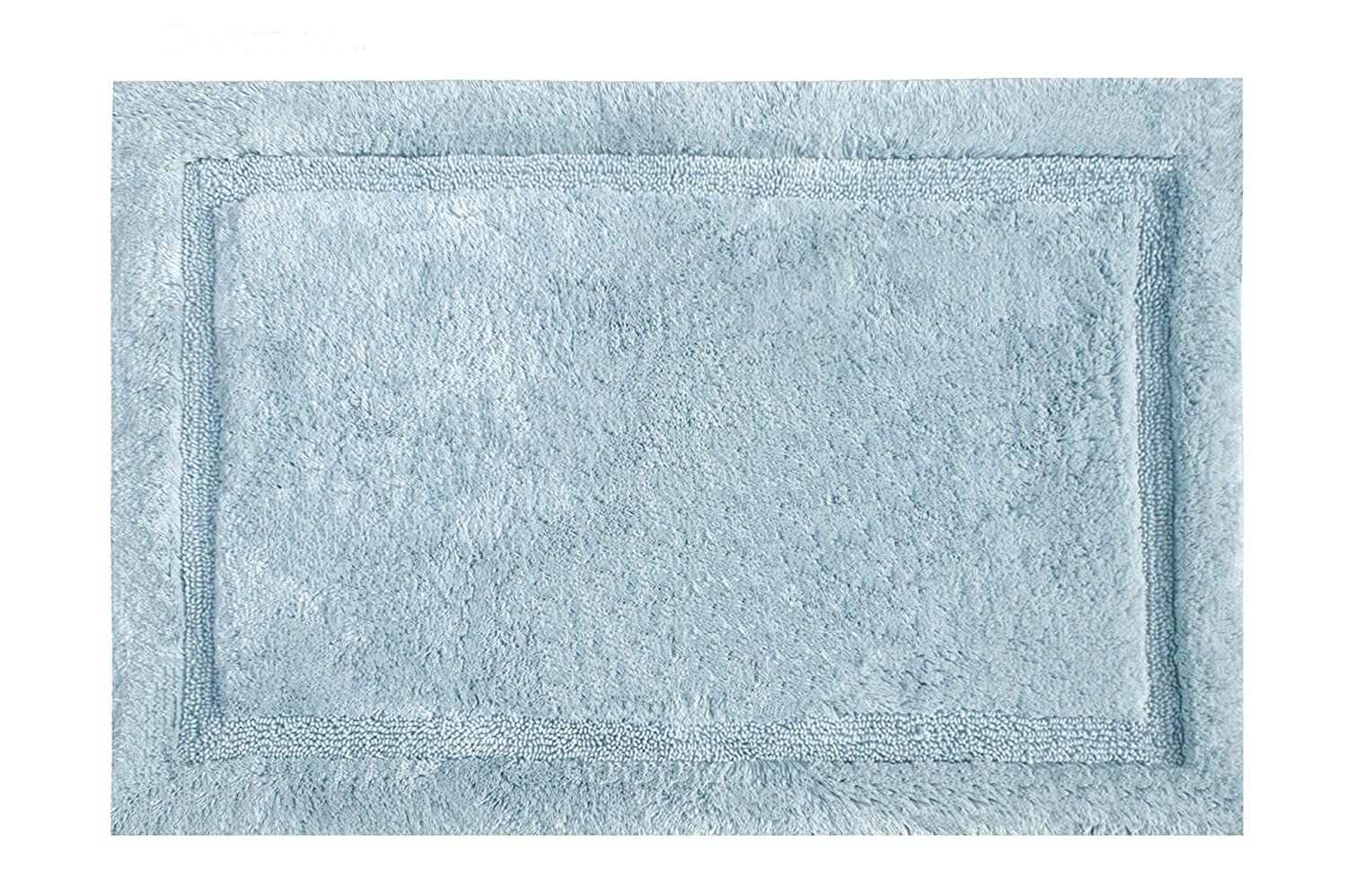 Grund Asheville Series 100/% Organic Cotton Bath Rug 21-Inch by 34-Inch White B2662-1267032