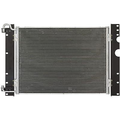 Spectra Premium 7-9125 Industrial A/C Condenser: Automotive