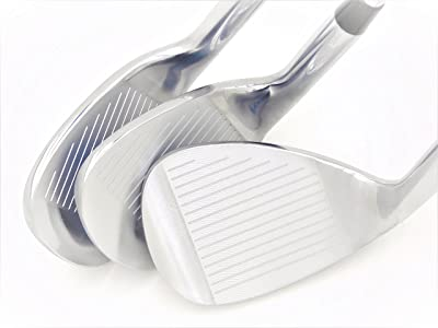 LAZRUS Premium Forged Golf Wedge Set for Men