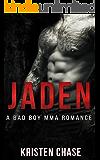 JADEN: An MMA Fighter Romance: (Bad Boy Tattoo Romance) (New Adult Pregnancy Short Stories)