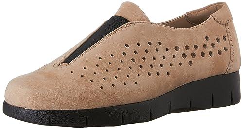 CLARKS Daelyn Cumbre de La Mujer Mocasines.: Amazon.es: Zapatos y complementos