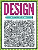 Design Coloring Book Paisley & Mandala: Adult Coloring Book