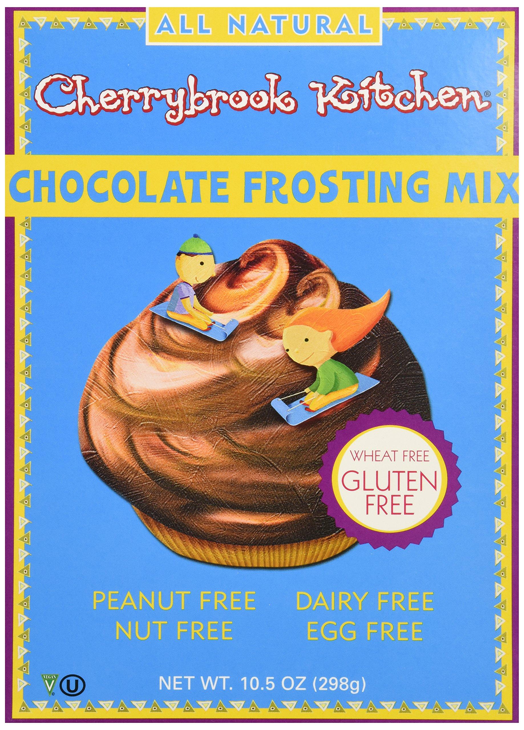 Cherrybrook Kitchen Chocolate Frosting Mix, 10.5 oz