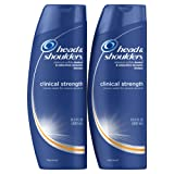 Amazon Price History for:Head & Shoulders Clinical Strength Anti-Dandruff Shampoo 13.5 Fl Oz  (Pack of 2)