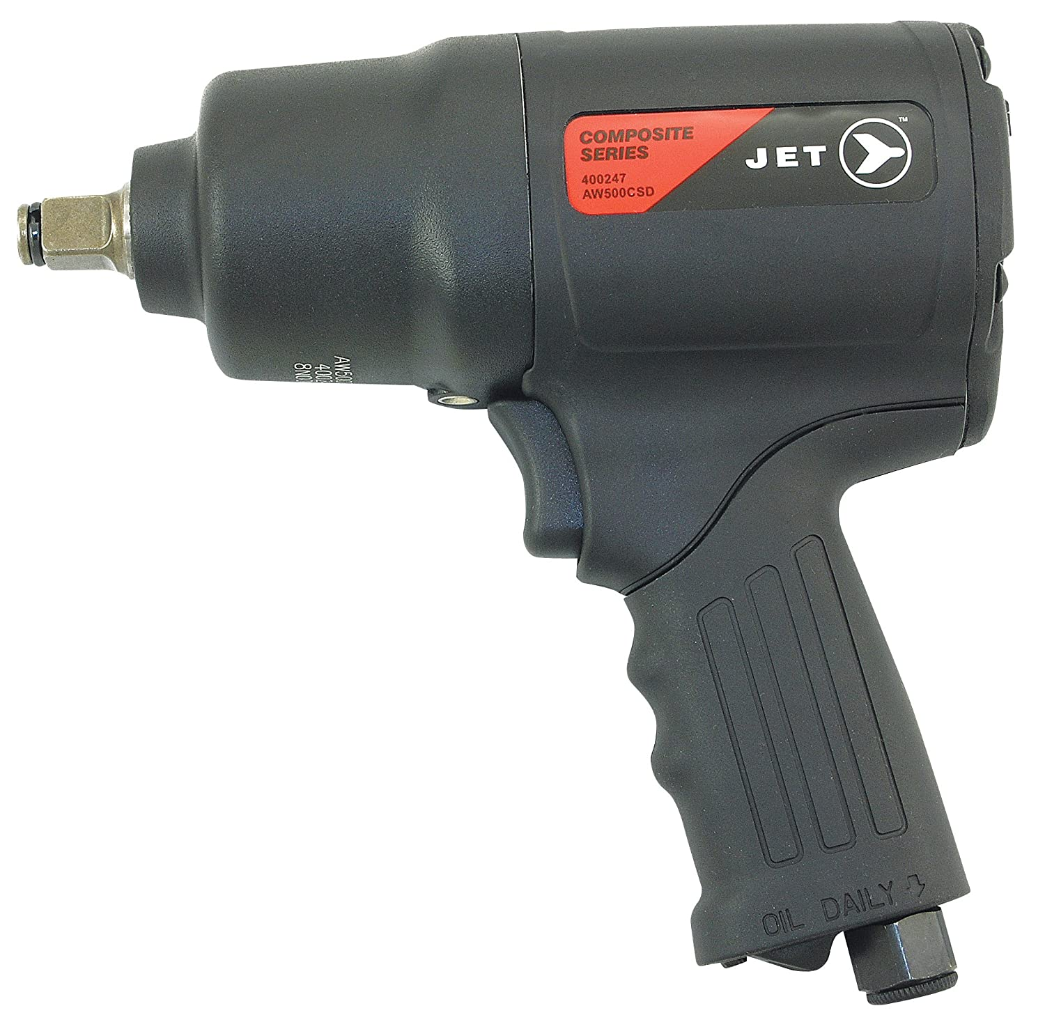 Jet 400247-1/2 Drive Composite Series Impact Wrench – Super Heavy Duty JET Equipment & Tools