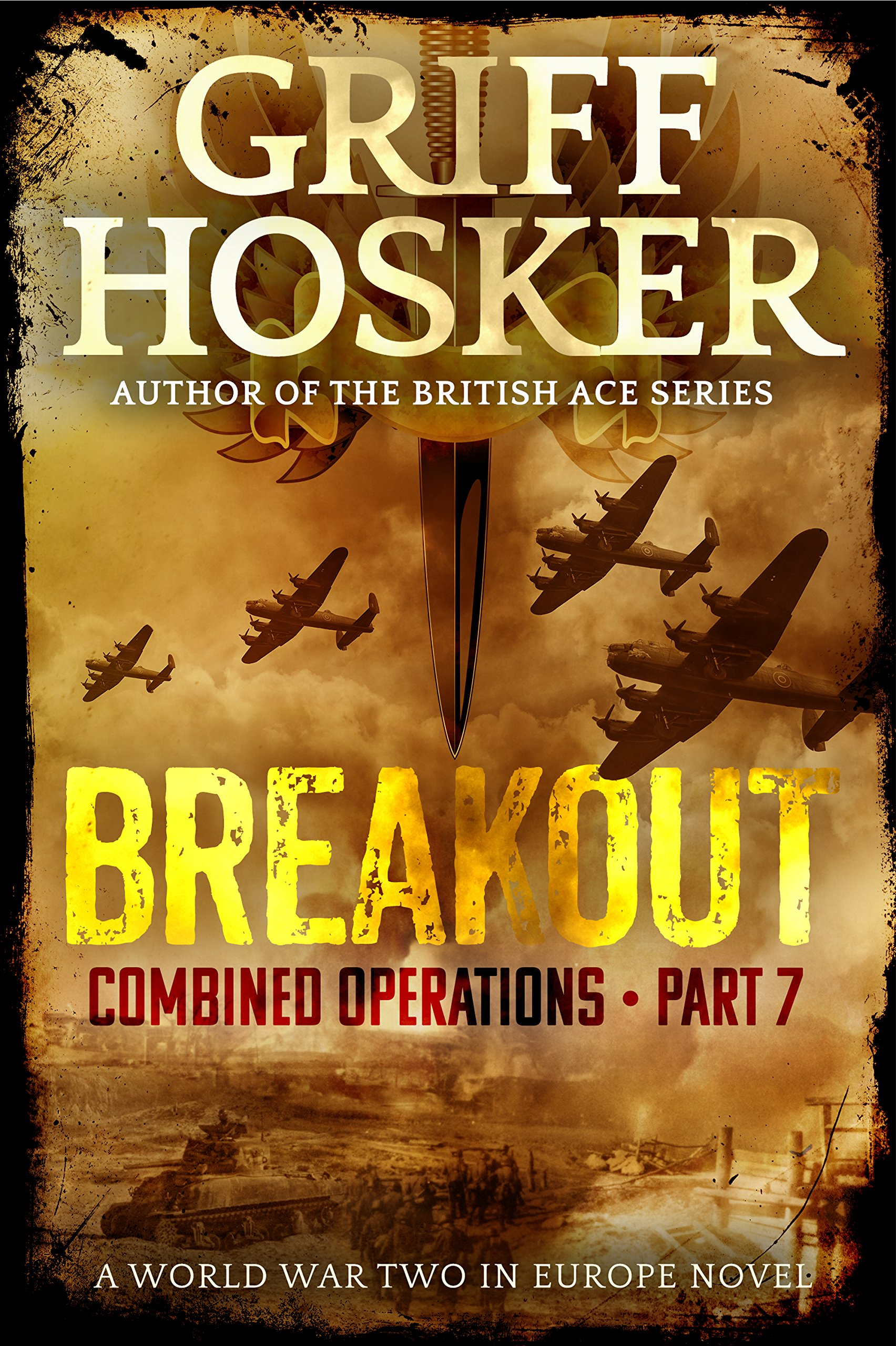 Breakout (Combined Operations Book 7) por Griff Hosker