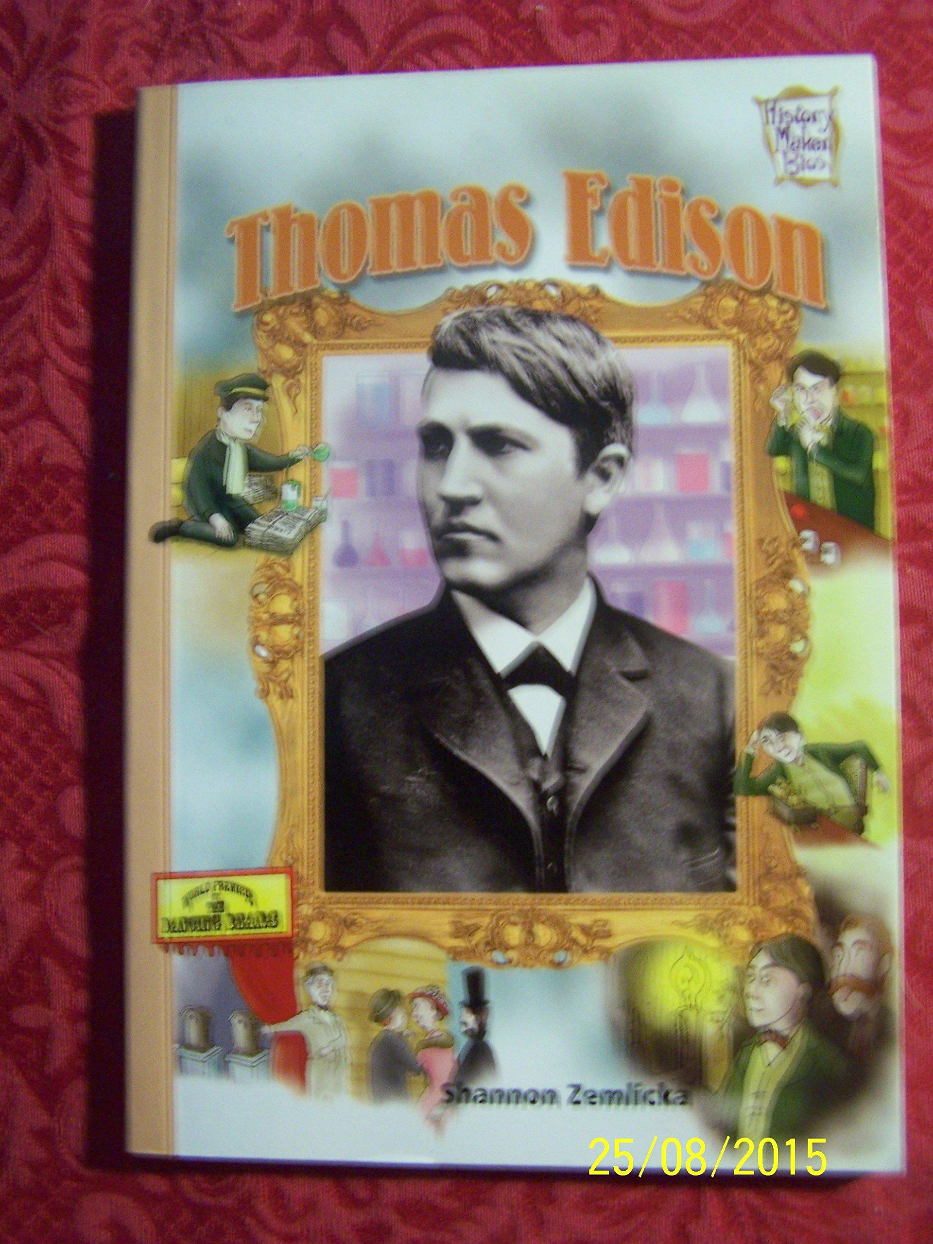 Read Online Thomas Edison pdf epub