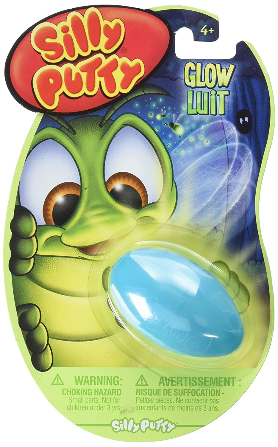 silly putty glow amazon co uk toys games