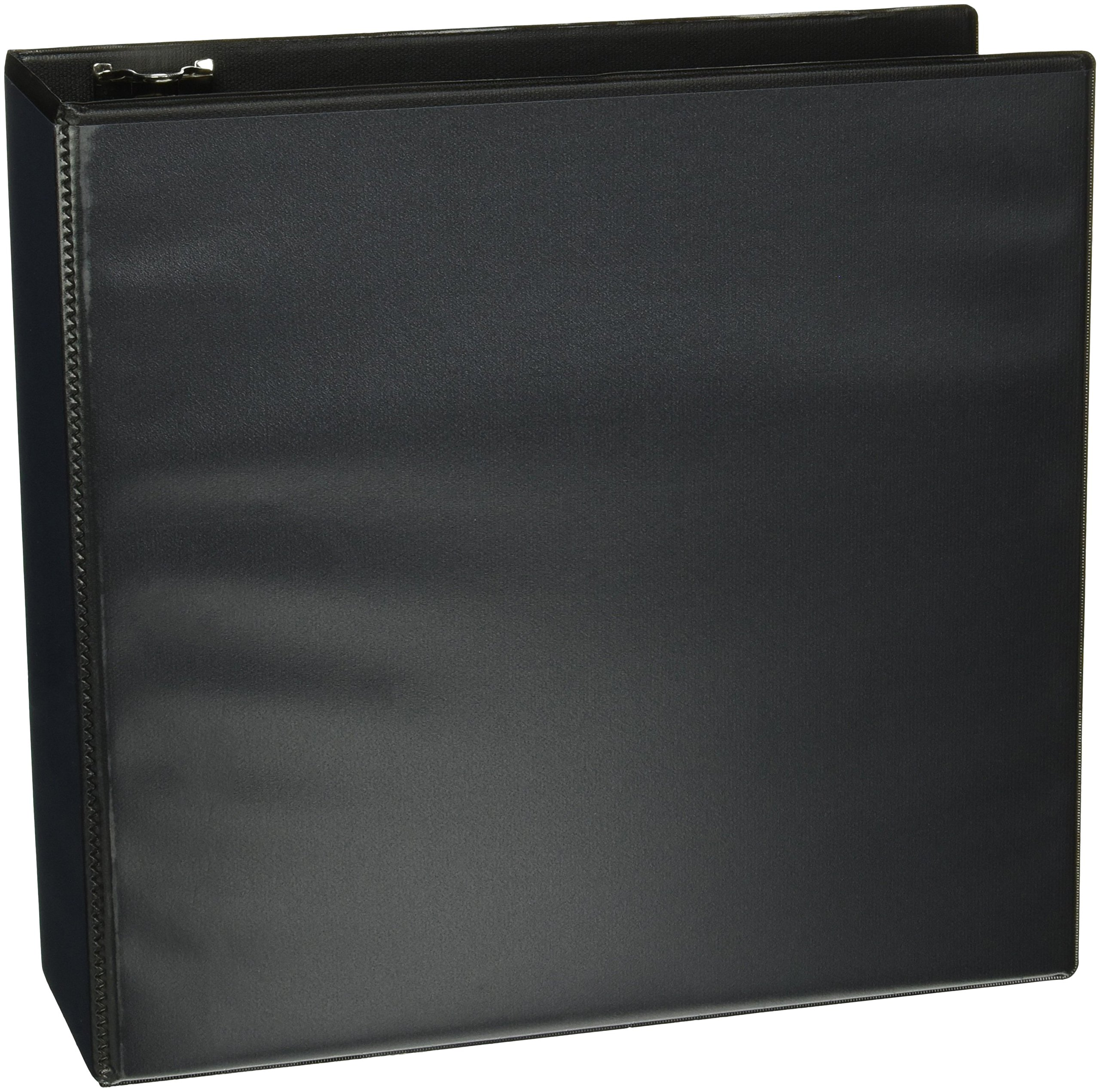 Avery Durable View Binder With 3-Inch Slant Ring Holds 8.5 X 11-Inch Paper Bl.. 6
